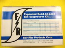 Fair-Rite Expanded Bead-on-lead EMI suppressor  Kit 0199000010 new