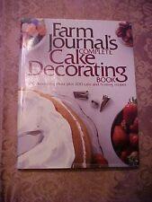 1983 Cookbook, FARM JOURNAL'S COMPLETE CAKE DECORATING BOOK