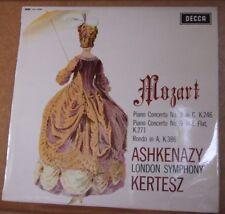 MOZART - PIANO CONCERTO NO 8 / 9 DECCA SXL 6259 Wb