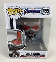 Funko Pop! Marvel # 455 Ant-Man Avengers Endgame Vinyl Bobble Head Figure NIB