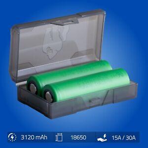 2x Sony Akku US18650 VTC6 3120mAh 3,7V - 30A