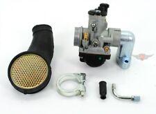 Puch Maxi Motor Tuning Vergaser Set mit Ansaug Stutzen 17,5mm Mofa Moped Neu*
