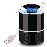 Électrique Moustique Tueur Lampe LED Bug Zapper Anti Moustique Tueur Lampe