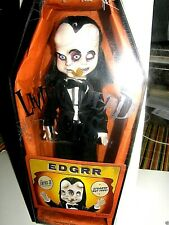 Living Dead doll . . Edgrr .series 30 2012 mezco collector doll