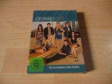 DVD Box Gossip Girl - Die komplette dritte Staffel - Blake Lively