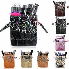 Professional Hairdressing Scissor Pouch Holster bag hairdresser stylis tool belt