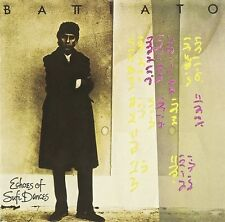 Battiato ‎– Echoes Of Sufi Dances ( CD - Compilation )