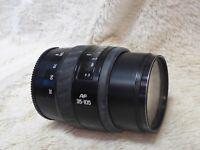 Minolta AF 35 - 105mm F/3.5( 22 )-4.5 Zoom Lens- Dynax/MAXXUM  Fits Sony DSLRs