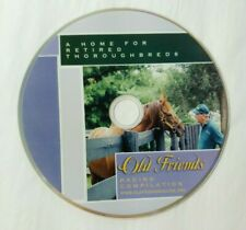 DVD -  OLD FRIENDS RACING COMPILATION - OLD FRIENDS CHARITY