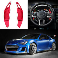 For Subaru Forester Outback BRZ Car Auto Shift Paddle Shifter Steering Wheel 2pc