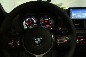 BMW 1er F20 F21 2er F22 Tacho Kombiinstrument High Diesel in weiss + rote Zeiger
