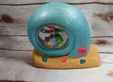 RARE Disney Little Mermaid Sea Shell Water Globe Musical Toy talks music tested