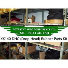 6795  Jaguar XK140 DHC (Drop Head) Complete Rubber Parts Kit RPK140D