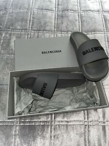 Balenciaga Sliders Size 9 UK
