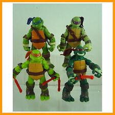 """LATEST Teenage Mutant Ninja Turtles Movie 5"""" Action Figures TMNT 4pcs Toys SET"""