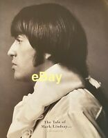 Tale of Mark Lindsay Show Program personally AUTOGRAPHED to U Revere Raiders