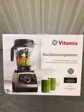 VITAMIX Pro Series 750 Blender 220-240V BRUSHED STAINLESS EU Model VM0159A