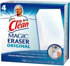 Mr. Clean Magic Eraser Regular All-Purpose Cleaner, 4 Count