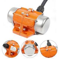 AC Vibration Motor 110V 3600rpm Adjustable Speed Vibrating Motor 1 phase 30W NEW