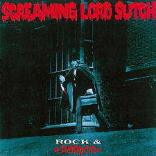 LP Screaming Lord Sutch - Rock And Horror - ACE Records - Vinyl Edition NEW