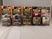 Matchbox  Mixed Lot of 8 Die Cast Collectors Vintage Vehicles 1998