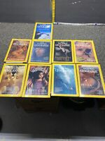 National Geographic 1998 Magazine Lot Of 9 Feb,May,June,July,Aug,Sep,Oct,Nov,Dec
