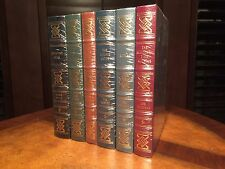 "Easton Press TIME TRAVEL SERIES ""A Matter of Time"" 6vol SEALED"