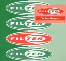 Filter Best things  [Maxi-CD]