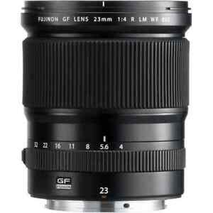 FujiFilm GF 23mm f/4 R LM WR Lens - for GFX Series