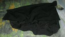 Ava & Viv Women's Plus Black Ultra High Waist Swim Bottom Size 24W/26W NWT