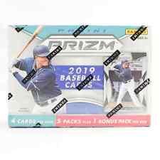 2019 Panini Prizm MLB Baseball Cards - Retail Blaster Box