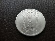 Belgie - 2 Franc 1867 - Zilver - Frans - Leopold II