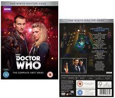DR WHO 2005 Series 1 - Doctor Christopher ECCLESTON + Rose Season - NEW  DVD UK
