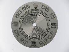 Rolex Oyster Perpetual 36mmSilver dial quadrante ref. 116000 116034 original new