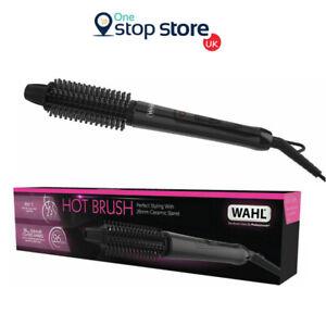 WAHL Hot Brush Hair Curling Tong Curling Ceramic Barrel 26mm Women All Hair Type