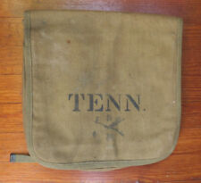 ROCK ISLAND ARSENAL WWI ERA HAVERSACK - TENNESSEE INFANTRY