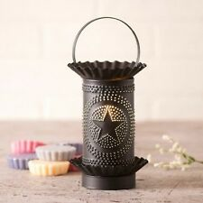 Wax Tart Warmer Regular Star Design Electric Kettle Black Irvins Country