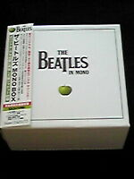 The Beatles Mono Box Complete First Production Limited Edition Banded Album