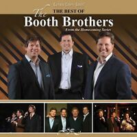 The Booth Brothers - Best of the Booth Brothers [New CD]