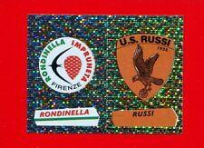 CALCIATORI Panini 2000-2001 - Figurina-sticker n. 692 - RONDINELLA-RUSSI -New