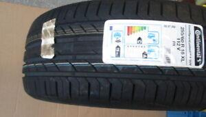 NEW CONTINENTAL CONTISPORT CONTACT SUV TYRE 255 60 R18 112V 255/60/R18/112V XL