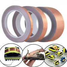 Copper Foil Tape Conductive Adhesive 45 X 100ft Roll For Emi Shielding