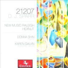 D.J. Sparr: 21207 (Cd, Jun-2014, Centaur Records)