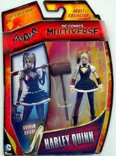 "DC Comics Multiverse Collection_BATMAN Arkham Knight HARLEY QUINN 4 "" fig_Mattel"