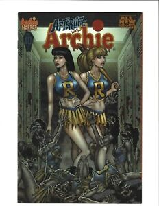 AFTERLIFE WITH ARCHIE.#10B (2013) VARIANT 10.0 GEM MINT BRAND NEW PERFECT PART 5