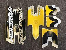 Raleigh  Bike Sticker Set