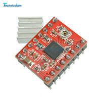 1/2/5/10PCS A4988 StepStick Stepper Motor Driver Modul Red For Reprap 3D Printer