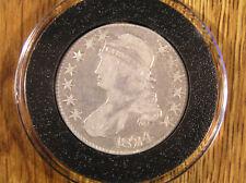 1824 BUST HALF DOLLAR * Full Liberty * AirTite Holder