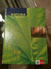 Natura - Biologie für Gymnasien. Schülerbuch 7.-10. Schuljahr von Roland...