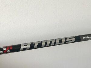 "Fujikura Atmos 5A Senior Flex Iron Shaft Std +1/2"" Taylormade Demo Tip 0.370"